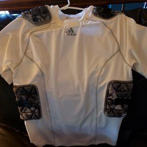Adidas Football Padded Shirt